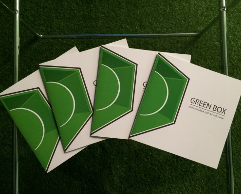 GREEN BOX Booklet