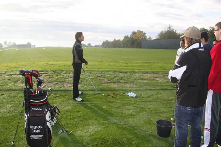 Diplom Golflehrer Stephan Gandl